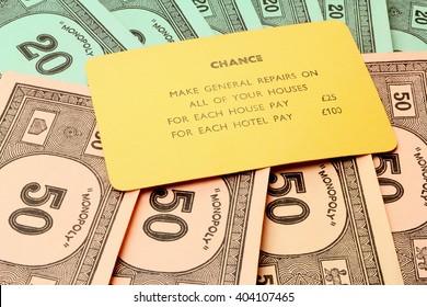 Monopoly Money Images, Stock Photos & Vectors | Shutterstock