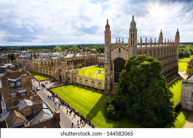 Cambridge University and Kings College Chapel