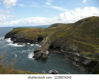 Camelot Land of King Arthur Cornwall United Kingdom