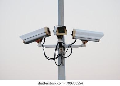 camera CCTV background