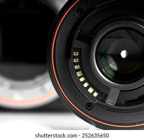 Camera colseup