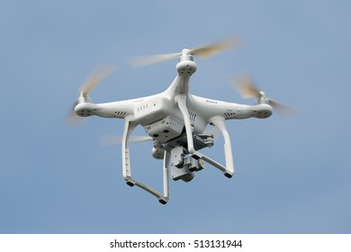 The camera drones. What additional opportunities to shoot more.