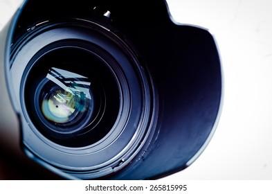 A camera lens