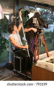 Camera Man Assistant