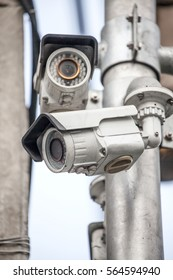 Camera for outdoor video surveillance - security systems