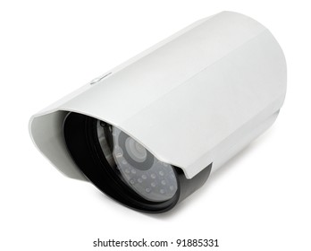 a camera for outdoor video surveillance - security systems