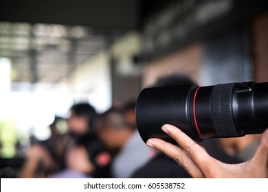 Camera of Paparazzi