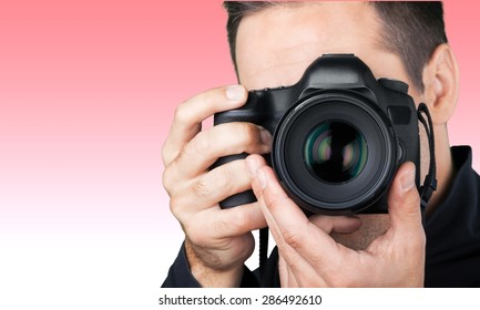 Camera, Photographer, Photography.