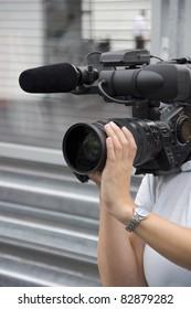 Camera Woman