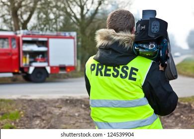 Cameramen - PRESSE (german)