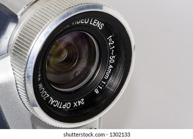 Camera's lens
