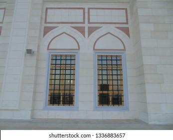 Camlica Cami Pencereleri (Camlica Cami Windows
