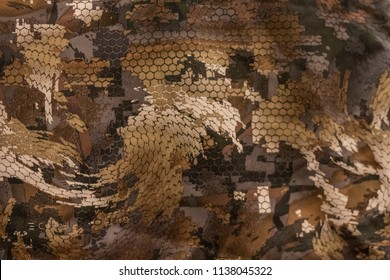A Camouflage Pattern