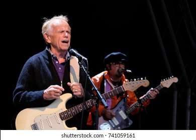 Camp Bestival -  29th July, 2017: Al Jardine, former singer with the American band the Beach Boys performing Pet Sounds with Brian Wilson at Camp Bestival, Lulworth, Dorset 29 July 2017, UK