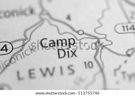 Camp dix kentucky