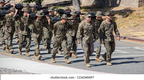 Camp Pendleton Marine Corps Images, Stock Photos & Vectors