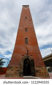 The Campanile contains the largest carillon of bells in the country in addition to its chiming clock.