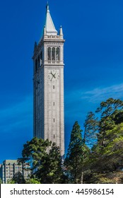 The Campanile Sather tower, at the University of California at Berkeley,  was completed in 1914.