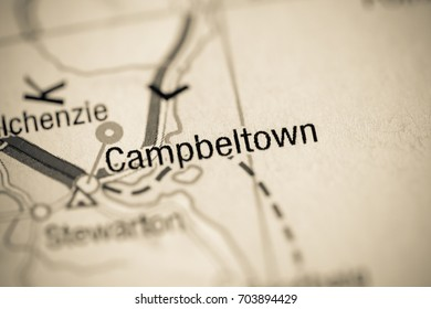 Campbeltown. United Kingdom