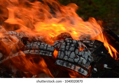 campfires, bonfire, fire