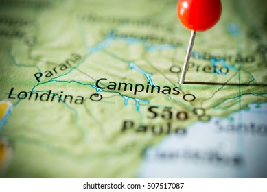 Campinas, Brazil.