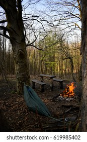 Camping in Little Carpathians