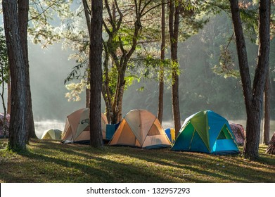 camping point