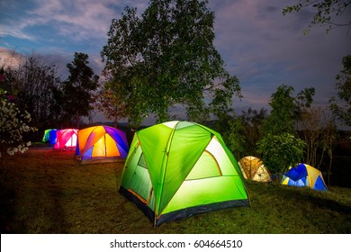 Camping Light Images, Stock Photos & Vectors | Shutterstock