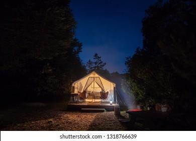 Night Light Tent Images, Stock Photos & Vectors | Shutterstock