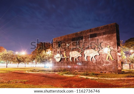 Campo Grande Brazil August 21 2018 Stock Photo (Edit Now) 1162736746 ... e6226bdf78adc
