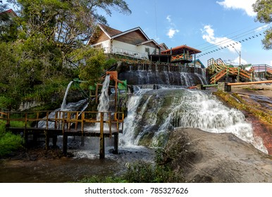 Campos do Jordao Silver Showers.