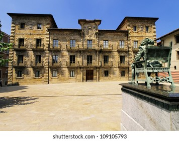 Camposagrado Palace, Aviles, Spain