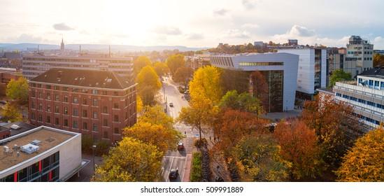 "Campus ""RWTH Aachen"" university"