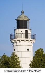Cana Island Lighthouse in Door County & Lighthouse Door Images Stock Photos u0026 Vectors | Shutterstock