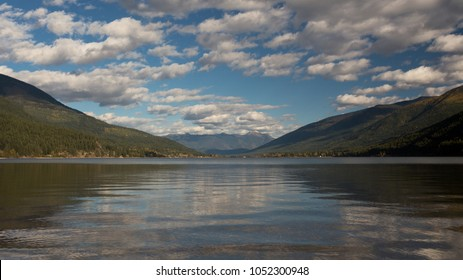 Canada British Columbia Columbia Kootenay Lake Color - The feel, vibe and general culture of the Kootenay region is very much representative of this photograph
