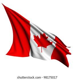 Canada flag - collection no_4