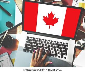 Canada Computers Images, Stock Photos & Vectors | Shutterstock