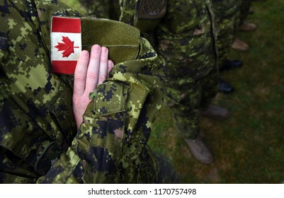 Canadian Soldiers Images, Stock Photos & Vectors | Shutterstock