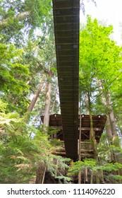 CanadaCapilano Suspension Bridge