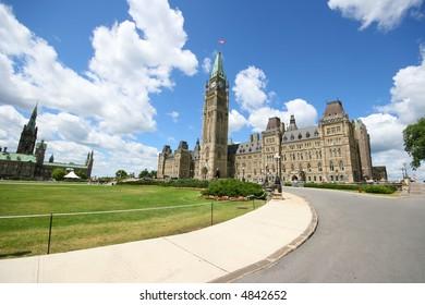 Canadian House of Parliament, Ottawa, Canada