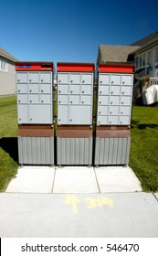 Canadian Mail Boxes