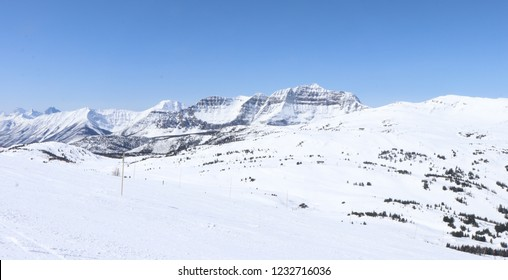Canadian mountain light