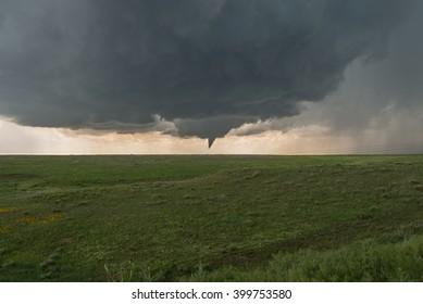 Canadian, Texas Tornado, May 27, 2015