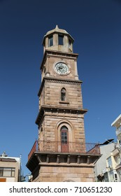 Canakkale Clock Tower in Canakkale City, Turkey