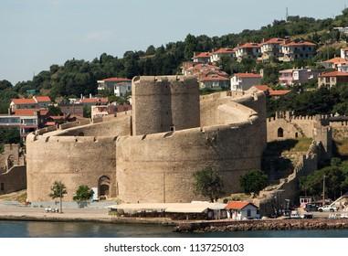 Canakkale, Kilitbahir Castle.