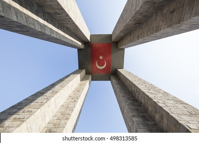 Canakkale Martyrs Monument