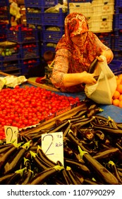 CANAKKALE, TURKEY - APR 29, 2018 - 