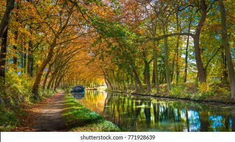 Canal du Midi near Toulouse