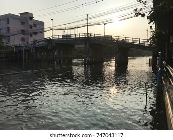 canal in thai