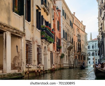 canal of Venice, Italy